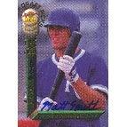 Matt Smith Kansas City Royals 1994 Signature Rookies Autographed Card  This item comes with a certi
