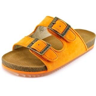 Bearpaw Brooklyn Open Toe Synthetic Slides Sandal