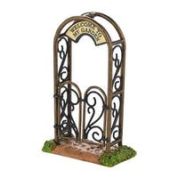 "Department 56 Snow Village ""My Garden Gate"" Accessory #4030906"