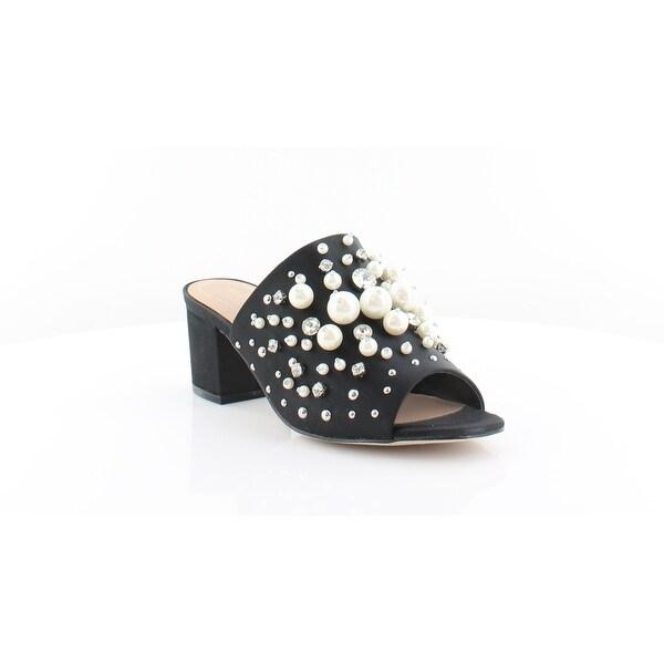 Shop Aldo Pearls Women s Sandals   Flip Flops Black - Free Shipping ...