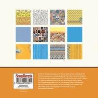 "Scrapberry's Mediterranean Dreams Paper Pack 6""X6"" 24/Pkg-12 Single-Sided Designs/2 Each"