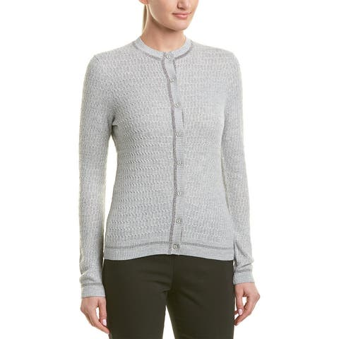 Brooks Brothers Wool-Blend Cardigan - 04/020