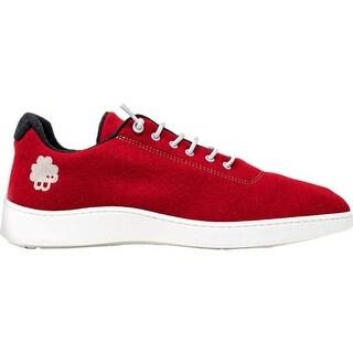 Baabuk Urban Wooler Sneaker Red/Grey