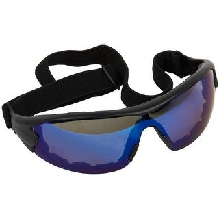 Forney 55439 Swap Hybrid Safety Glasses & Goggles, Clear Lens