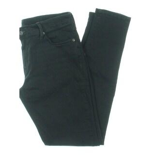Denim & Supply Ralph Lauren Womens Morgan Skinny Jeans Mid-Rise Denim - 31/32