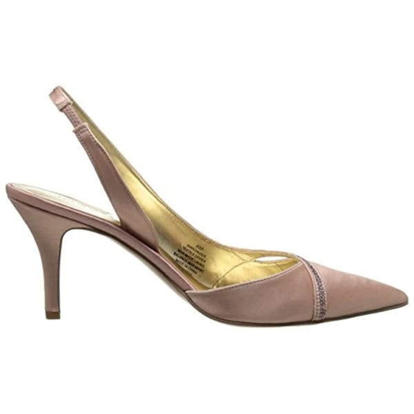 Nine West Women's Kowder Satin Dress Pump