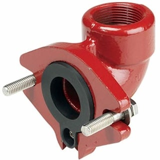 Liberty Pumps G90 Flanged Elbow For Omnivore LSG-Series Grinder Pumps