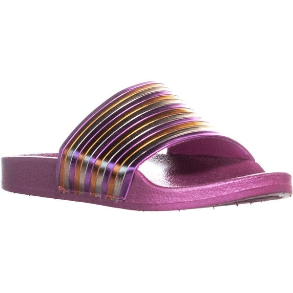 53ab1a43e Shop Kenneth Cole REACTION Pool Pipes Flat Slide Sandals