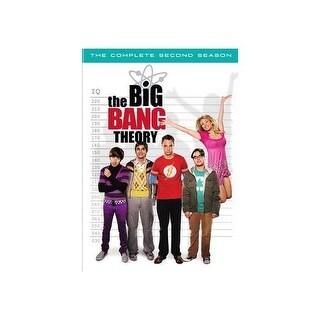 BIG BANG THEORY-COMPLETE 2ND SEASON (DVD/4 DISC/WS-16:9/VIVA/SP-FR-KOR-PRT-