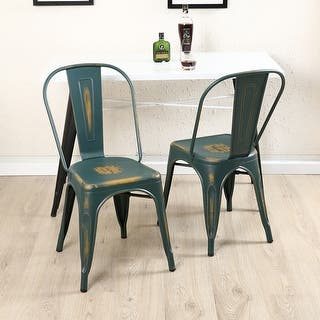 Set of 4 Kitchen & Dining Room Chairs For Less   Overstock.com