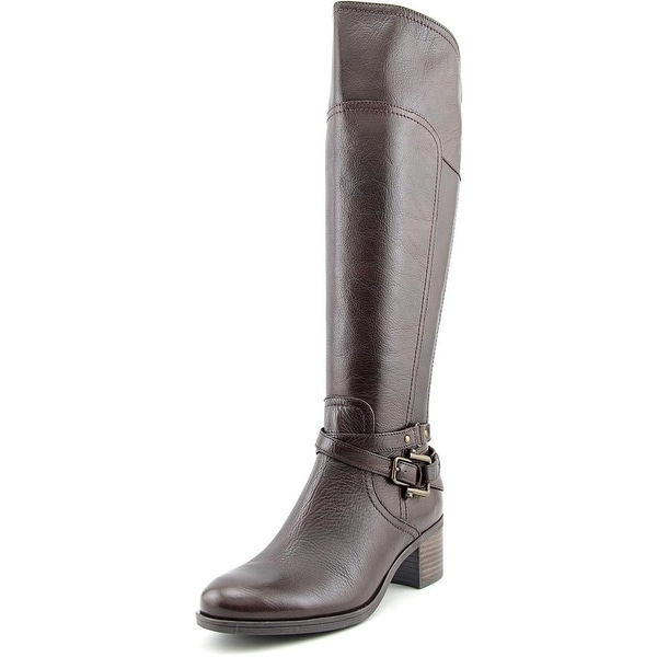 Marc Fisher Kacee Women Dark Brown Boots