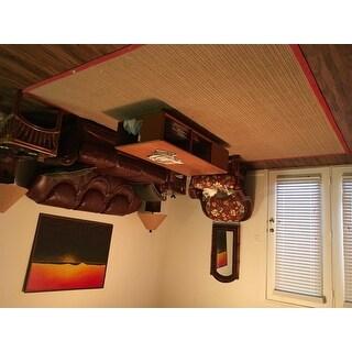 Safavieh Casual Natural Fiber Dream Rust Sisal Rug - 8' X 10'