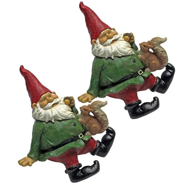 Garden Gnomes On Sale: Shop Design Toscano Osbert, The Garden Gnome Shelf Sitter