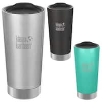 Klean Kanteen 20 oz. Insulated Stainless Steel Tumbler with Lid - 20 oz.