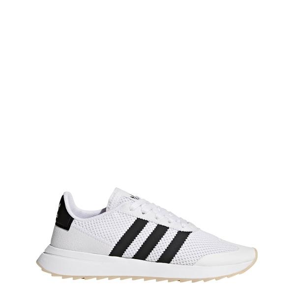 4697b35a836 Shop Adidas Women's Flashback Fashion Sneakers White/Black/White ...