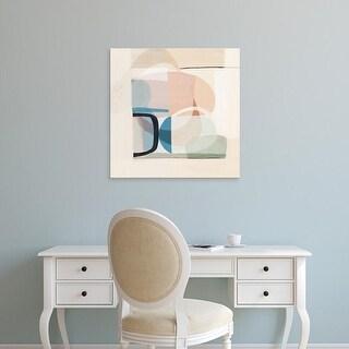 Easy Art Prints Victoria Borges's 'Multiform III' Premium Canvas Art