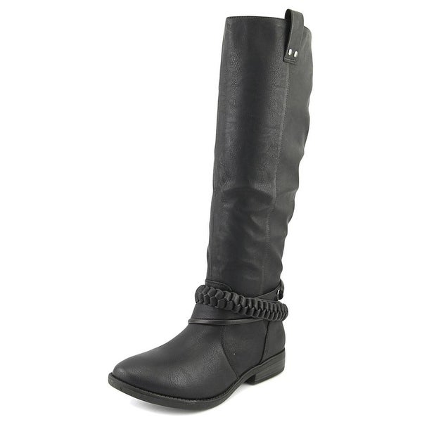 Dakota Chase Ireland Women Round Toe Synthetic Knee High Boot