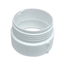 "Lambro 4"" White Duct Connector"