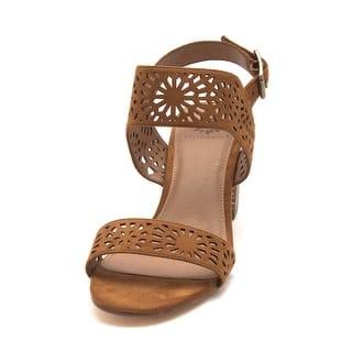 716960f351 Buy Medium Yellow Box Women s Sandals Online at Overstock.com