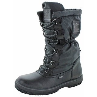 Coach Women's Sage Lace-Up Cold Weather Boots