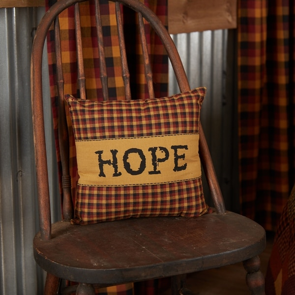 Heritage Farms Hope Pillow 12x12. Opens flyout.