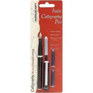 Manuscript Italic Calligraphy Pen-