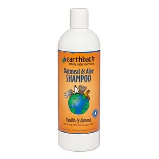 earthbath Oatmeal & Aloe Shampoo 16oz