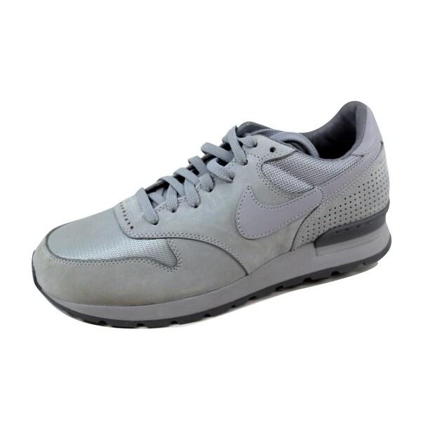 Nike Men's Air Zoom Epic Luxe Black/Metallic Silver-Concord 876140-002