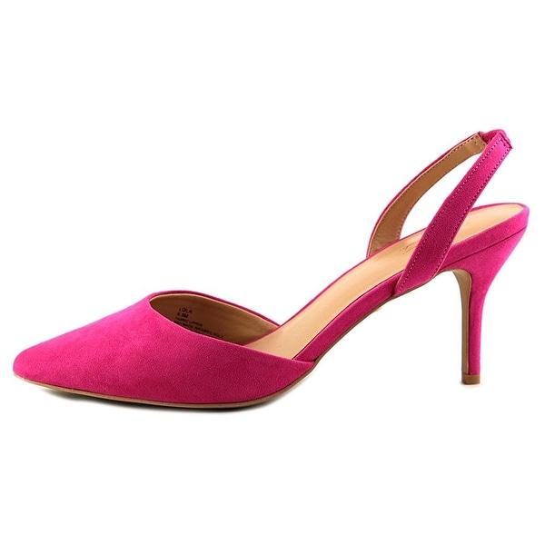 Thalia Sodi Womens Lola Pointed Toe SlingBack Classic Pumps