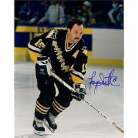Signed Trottier Bryan Pittsburgh Penguins 8x10 Photo autographed