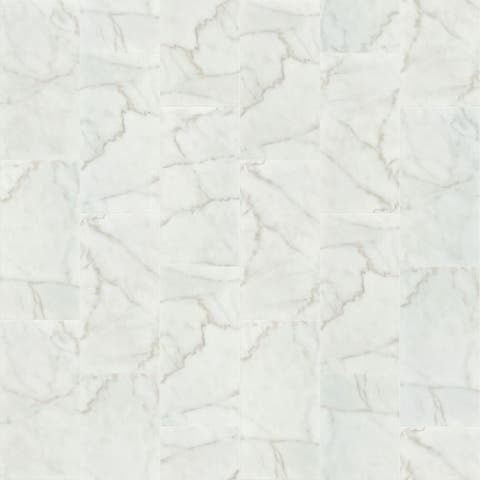 """Shaw CS13P Glacier - 12"""" x 24"""" Rectangle Floor and Wall Tile - Sold by"""
