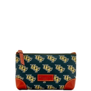 Dooney & Bourke NCAA Central Florida Cosmetic Case (Introduced by Dooney & Bourke at $48 in Dec 2015) - Black