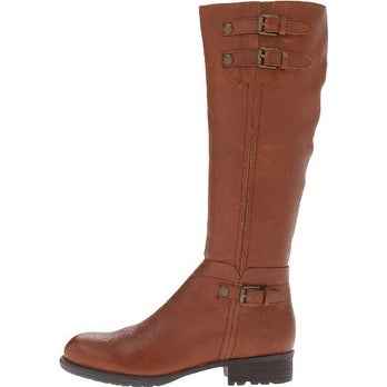 Franco Sarto Womens PACER Closed Toe Knee High Fashion Boots - 9.5