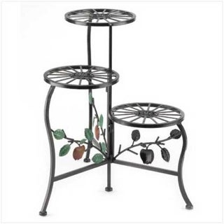 39857 Country Apple Plant Stand