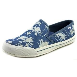 Rocket Dog Scoop Women Canvas Blue Fashion Sneakers