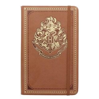 Harry Potter Hogwarts Hardcover Ruled Journal (Insights Journals) - multi