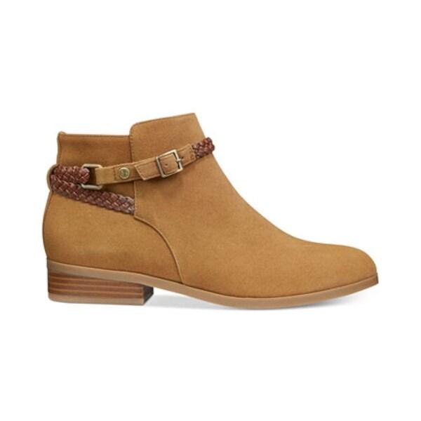 Giani Bernini Womens Franny Closed Toe Ankle Fashion Boots