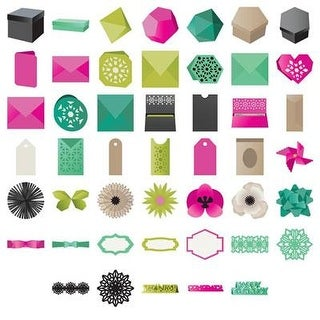 Provo Craft - 2002470 - Cricut Crtdg Pretty Packages