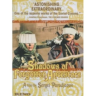 Shadows of Forgotten Ancestors - DVD