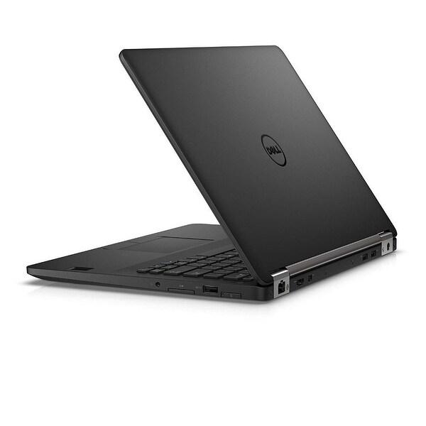 Dell Latitude E7470 14.0-in Refurb Laptop - Intel Core i5 6300U 6th Gen 2.40 GHz 8GB 256GB SSD Windows 10 Pro 32-Bit - Webcam. Opens flyout.
