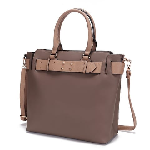 MKF Collection Millie Satchel Bag by Mia K.