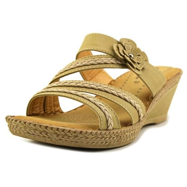 Patrizia By Spring Step Uruguay Women Tan Sandals