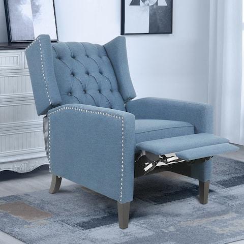 Merax Pushback Recliner Chair