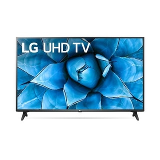 "LG 50UN7300PUF 50"" 4K Ultra HD Smart LED TV - Black - 50 - 59 Inches - 50 - 59 Inches"