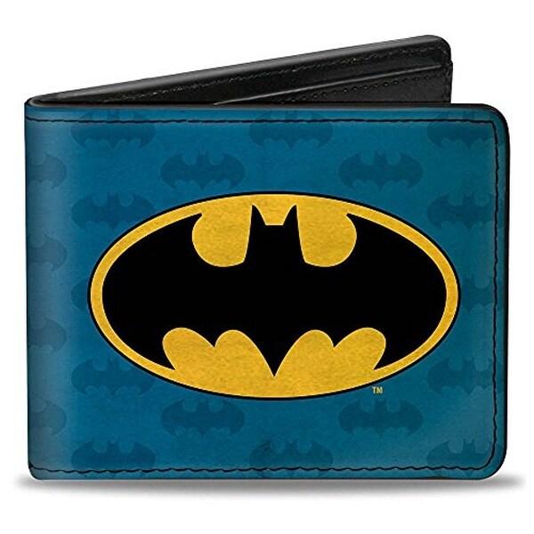 Buckle-Down Bifold Wallet Batman