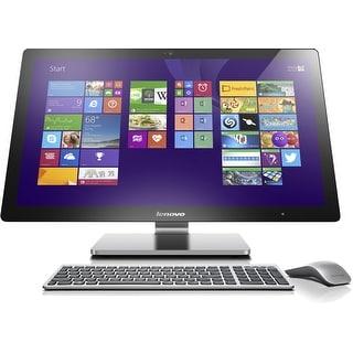 """Lenovo A740 27"""" AIO Touch Desktop Intel i7-4558U 2.8GHz 8GB 1TB HDD+8GB SSD W8.1"""