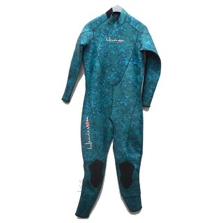 Neosport Mens Thermoprene 3mm Full Wetsuit L Camo