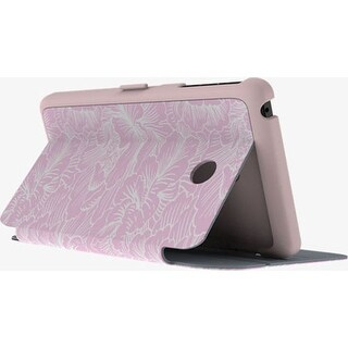 Speck StyleFolio Vegan Leather Tablet Case/Stand for Verizon Ellipsis 8 (Fresh F