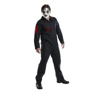 Mens Slipknot Jumpsuit Halloween Costume