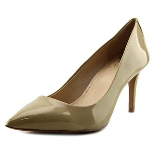 Vince Camuto Caprita Pointed Toe Patent Leather Heels